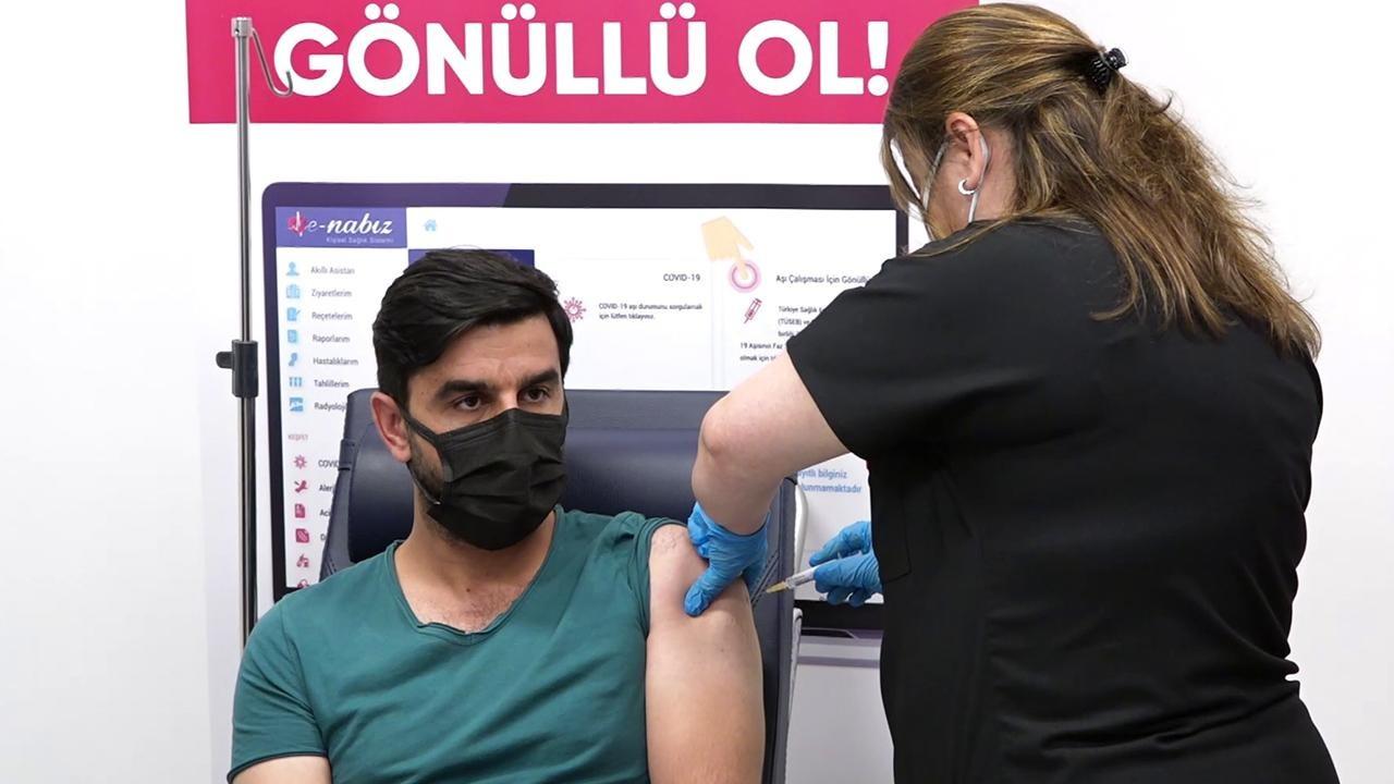 Turkovac-Coronovac 3. doz klinik çalışması başladı