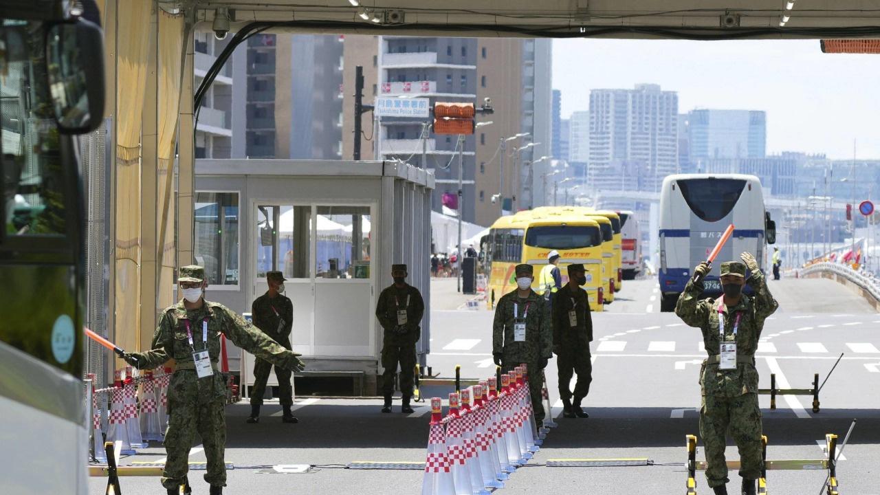 Tokyo'da günlük koronavirüs vaka sayısı rekor kırdı