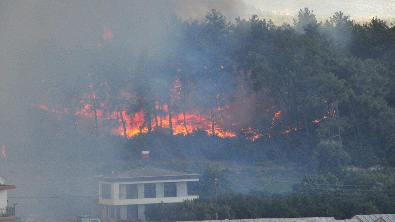 Manavgat'taki yangında ölü sayısı 3'e yükseldi