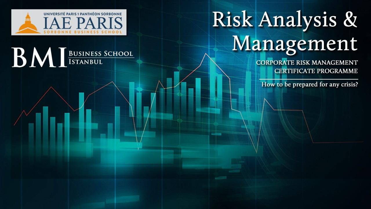 Paris Sorbonne Sertifikalı Kurumsal Risk Yönetimi Eğitimi