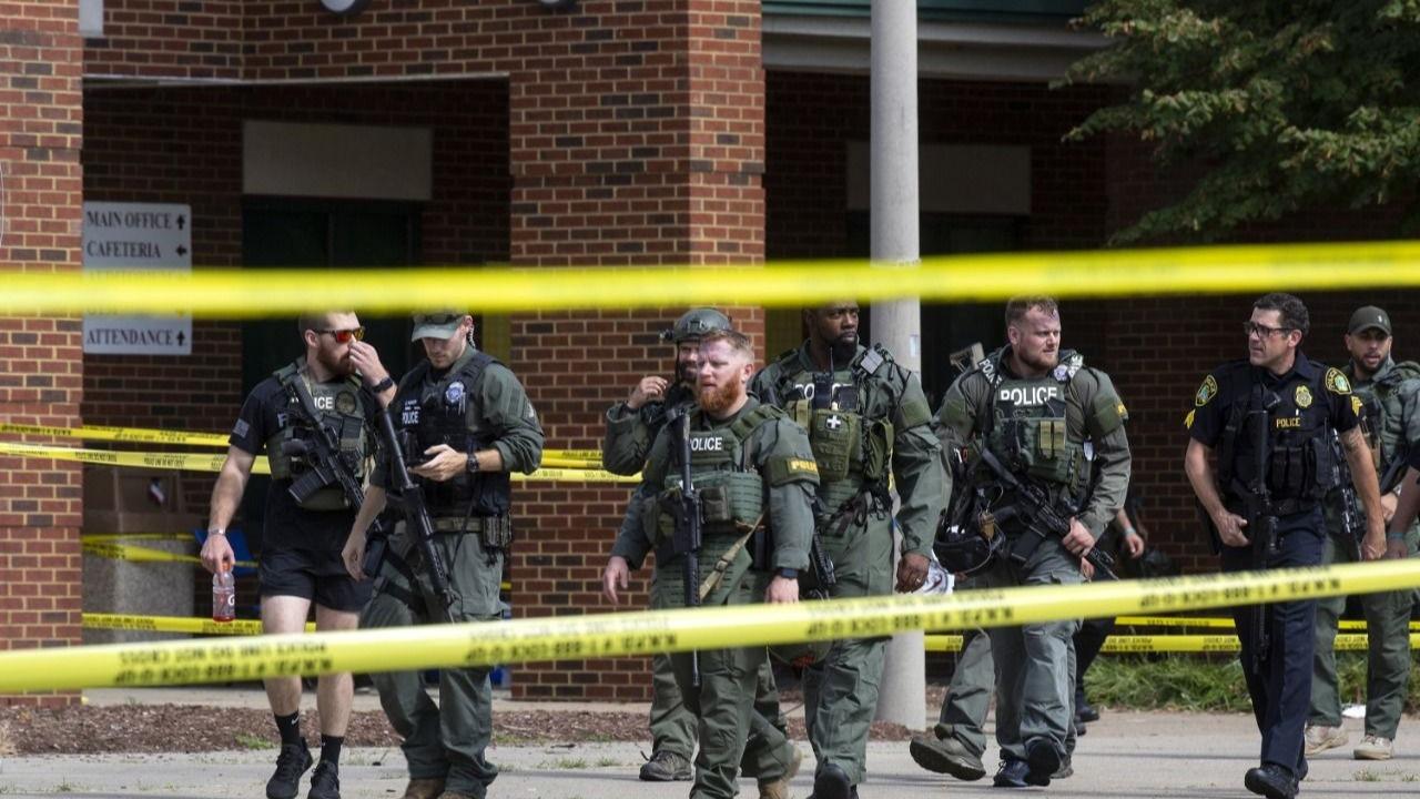 ABD'de süpermarkete silahlı saldırı