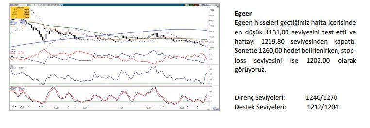 Haftanın yükseliş sinyali veren hisseleri: EGEEN, THYAO, TTKOM,TUPRS - Sayfa 1