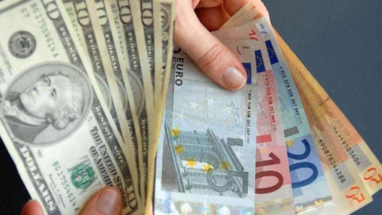 Euro/dolar paritesi 11 ayın dibinde