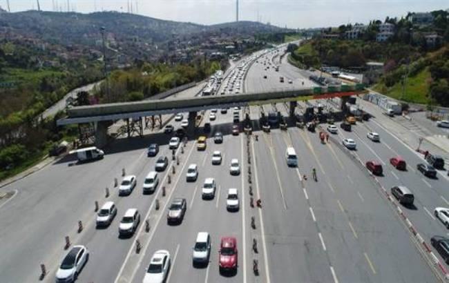Köprü ve otoyollar Ocak'ta para bastı